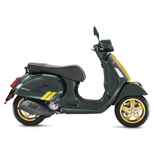 Vespa GTS Super 125 Racing Sixties ABS '20
