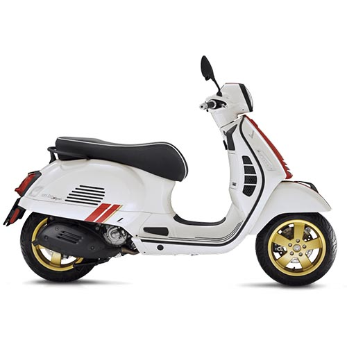 Vespa GTS Super 300 Racing Sixties ABS '20